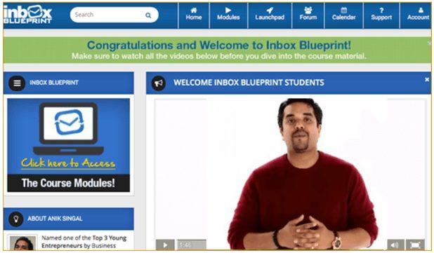 inbox blueprint 2018