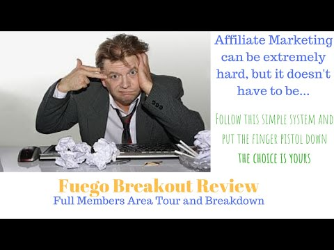 Fuego Breakout Review - Video Review 1