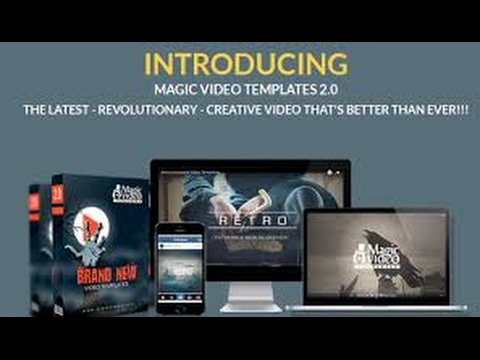 Magic Video Templates Review 1