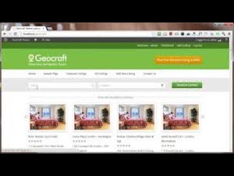 Geocraft V2 Review The Best Business Directory Wordpress Theme 1