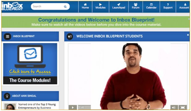 inbox blueprint 2018