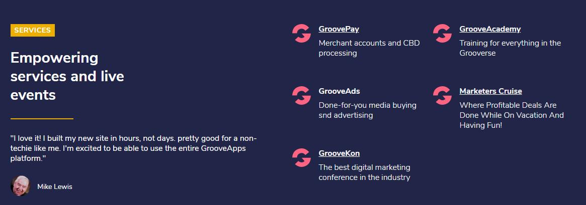 GrooveDigital Services