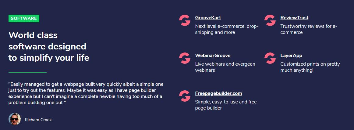 GrooveDigital Software