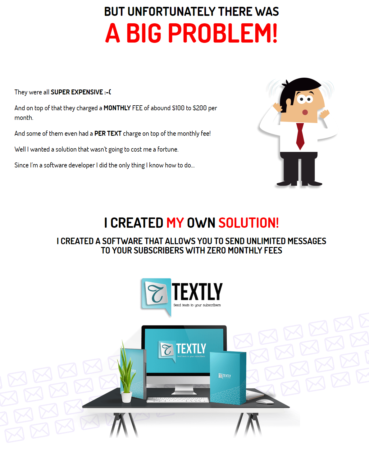 Textly SMS Solution